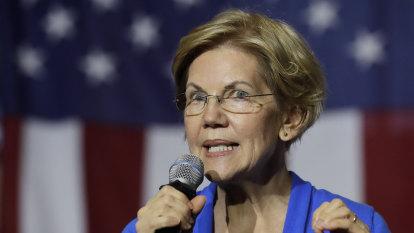 Tax the richest: Elizabeth Warren targets billionaires in new TV ad