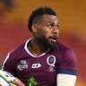 Kerevi double in vain as Reds lose to Bulls