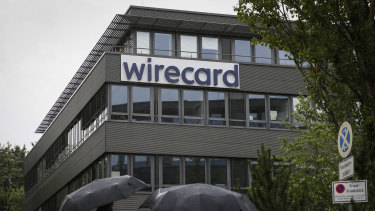 Wirecard shares have shed 98 per cent since the scandal broke.
