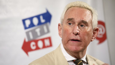 Longtime Trump ally and former adviser Roger Stone was arrested in a pre-dawn raid.