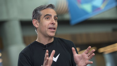 Facebook's David Marcus: Libra could be ''a profound change for the entire world''.