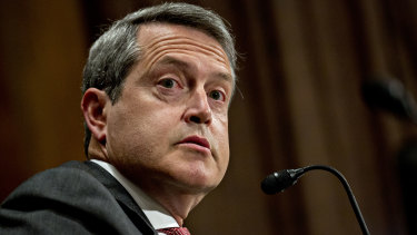 The Fed's vice chairman for supervision Randal Quarles says the path of recovery for the US economy remains uncertain.