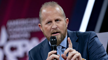 The Trump family approved all expenditures, says Donald Trump's former digital guru Brad Parscale.