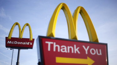 McDonald's will revert to the industry award after its enterprise bargaining agreement was terminated.