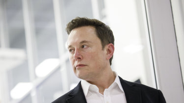 Elon Musk's war with short sellers continues, despite the recent rally in Tesla's share price.
