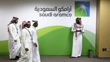 Slumping oil revenues have left Saudi Arabia vulnerable.