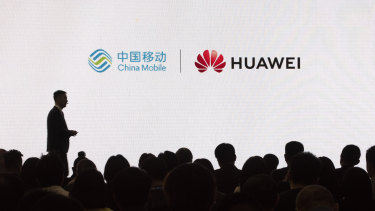 US-Chinese tensions over trade and Huawei are escalating.