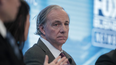 Ray Dalio's Bridgewater has has made $US58.5 billion for its clients since its beginning in 1975, the most by any hedge fund.