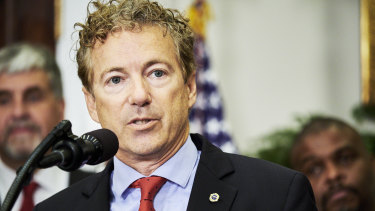 Senator Rand Paul, a Republican from Kentucky, has threatened to expose the whistleblower.