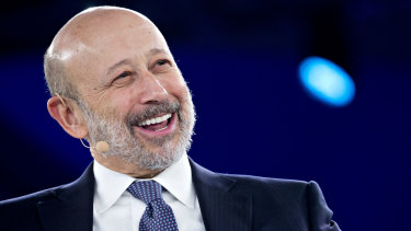 Solomon has a very different style to former chief Lloyd Blankfein.