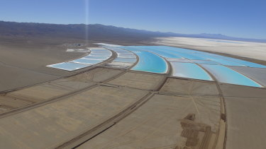 Orocobre produces lithium from Argentinian groundwater, while Galaxy extracts it from Australian rock.