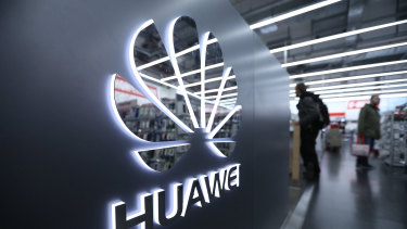 Huawei Technologies has been under pressure with several countries, including Australia, banning its involvement in upcoming 5G mobile networks.