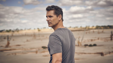 The Dry, starring Eric Bana, hinges on the contrast between two kinds of Australian summer.
