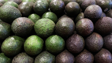 In Mexico's Michoacan, drug cartels command parts of the valuable avocado business.