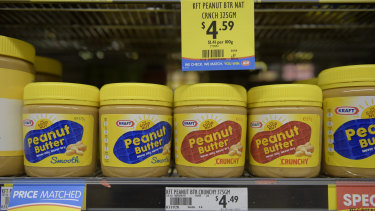 Kraft had accused Bega of engaging in misleading or deceptive conduct over the marketing of its peanut butter.