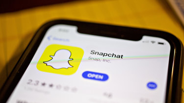 Trump has a following of about 1.5 million people on Snapchat, according to Bloomberg.
