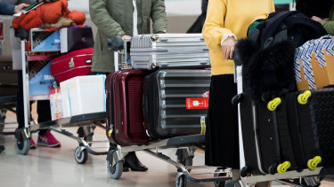 Travellers can expect to meet snaking customs queues after touching down in Australia over the festive season.