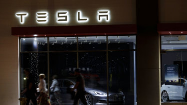 Tesla's wild swings have investors on edge.