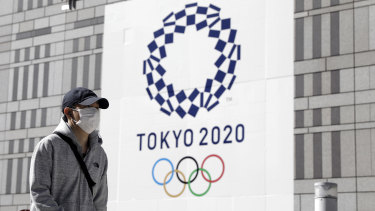The 2020 Olympic Games will be held in 2021 instead.