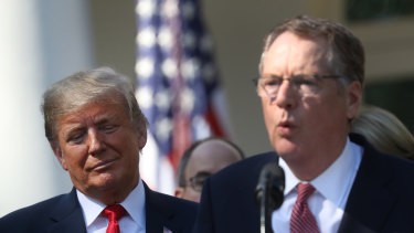 The Trump administration's US Trade Representative, Robert Lighthizer, has reportedly been contemplating a particularly unpleasant tactic to force the European Union into agreeing to a trade deal.