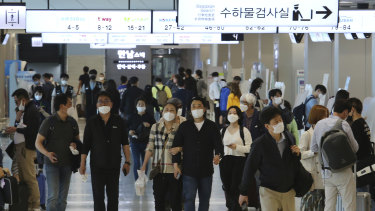South Korea may impose stricter social distances measures as numbers of people using transport surges and infections rise.