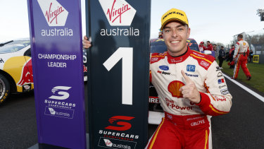 Scott McLaughlin has dominated the Supercars season.