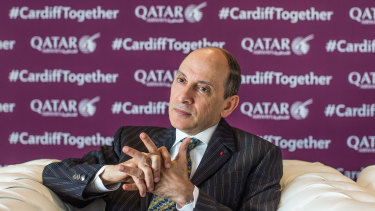 Qatar CEO Akbar Al Baker warned that if there is no coronavirus vaccine, all global airlines would either fold or be nationalised in some form.