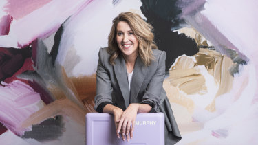 Kate Morris is kicking off the Boxing Day sale at Adore Beauty on Friday.