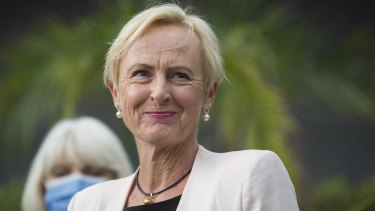 Liberal MP Katie Allen has backed the safety of the AstraZeneca vaccine.