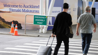 Quarantine-free travel from NSW to New Zealand will be paused for 72 hours.
