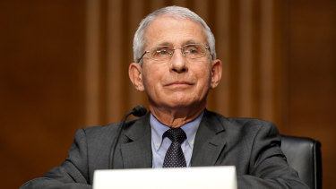 Dr Anthony Fauci was involved in a similar effort to develop treatments for AIDS.
