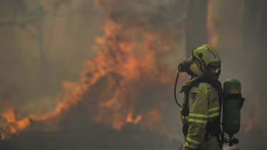 Greater Sydney and Greater Hunter regions have been warned of catastrophic fire danger on Tuesday.