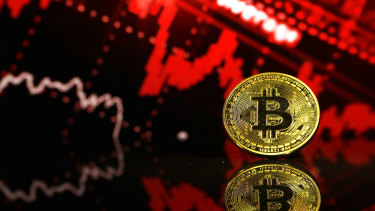Ups and downs: Bitcoin saw a sharp spike and severe drop in the space of a few months across 2017 and 2018.