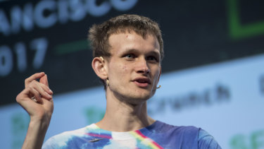 """Vitalik Buterin called Craig Wright. a """"fraud"""" at a conference in 2018."""