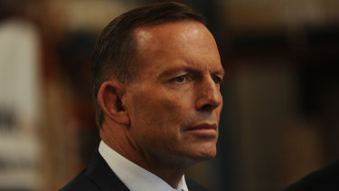Former prime minister Tony Abbott will recontest Warringah for the 10th time.