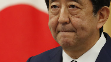 Under Shinzo Abe, Japan introduced a negative interest rates policy in 2016 and its economy continues to fade.