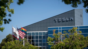 Tesla is one of the biggest employers in California.