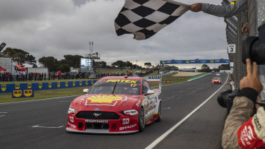 The last broadcast deal signed by V8 Supercars was the biggest in its history.