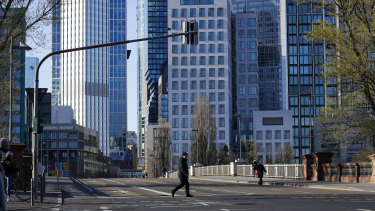 Germany is sliding toward its deepest recession on record, with five economic institutes predicting growth expected to plunge almost 10 per cent from April through June.