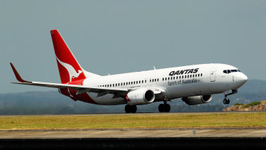 Qantas said the government and the courts were best placed to make immigration decisions, not airlines.