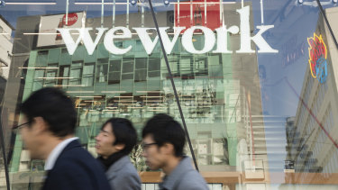 WeWork has opened co-working spaces in more than 100 cities around the world.