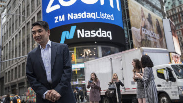 The world is switching to hybrid work according to Zoom's CEO Eric Yuan.