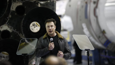 The main challenger to Bezos's potential crown is Elon Musk, whose company SpaceX is hoping to put astronauts on the Moon by 2024, and Mars soon after.
