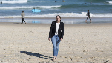 Former Goldman Sachs executive Catherine McCormack has returned to Australia after more than a decade on Wall Street.