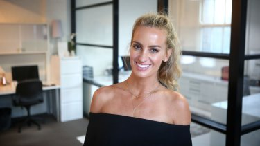 Shutting shop .. Samantha Wills is set to close her jewellery business after 15 years.