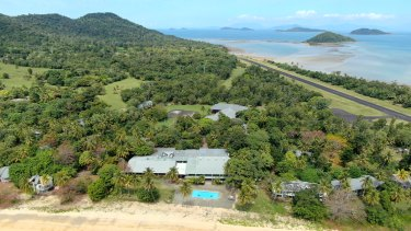 Australian-owned international investment group Mayfair 101 have bought one of three sections of land that makes up Dunk Island.
