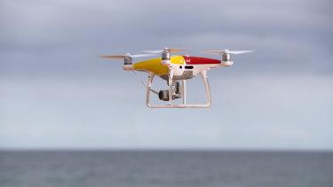 The drones will provide surveillance at seven WA beaches.