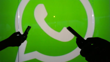 WhatsApp is urging users to update their app.