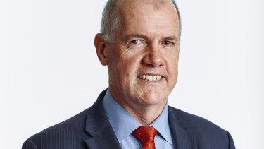 ACCC deputy chair Mick Keogh.