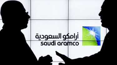 Aramco is one of the world's biggest companies.